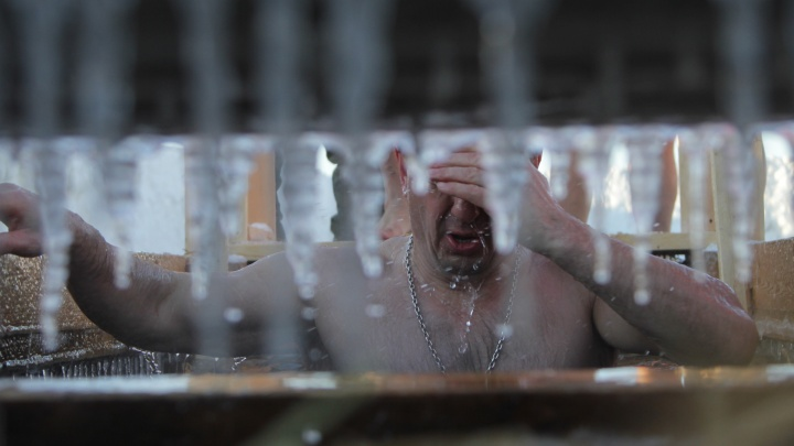 В Омской области на Крещение похолодает до -23 градусов