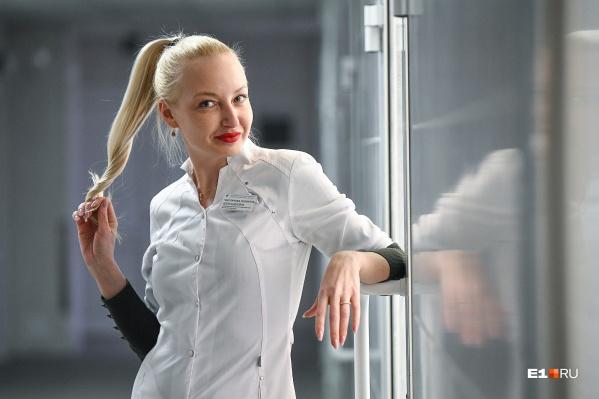 Леонилла Черепанова заведуетпатологоанатомическим отделением Верхнепышминской центральной городской больницы