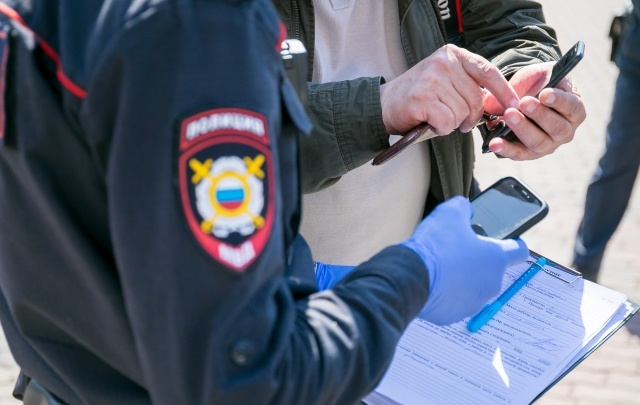 65-летняя жительница Зауралья украла телефоны на следующий день после освобождения из колонии