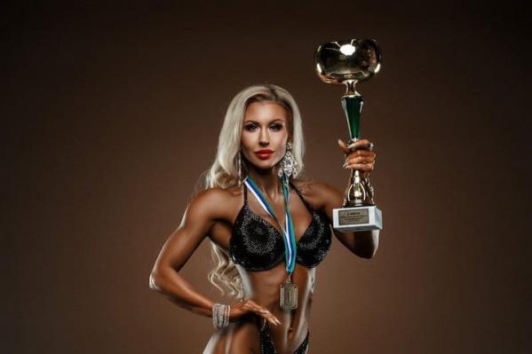 Ольга начала заниматься этим видом спорта 6,5 года назад