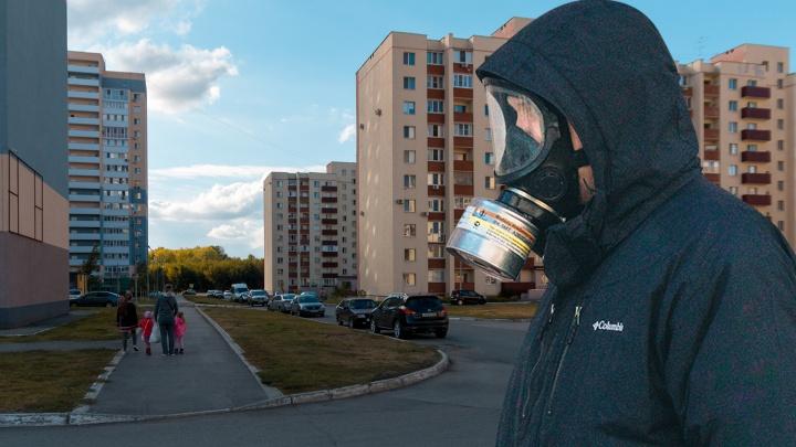 Чем дышат жители Волгаря?
