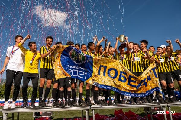 Победу в турнире одержал казахстанский «Кайрат»