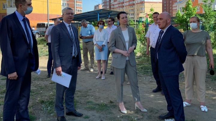 Дежавю на Космическом проспекте: в Омске повторно ищут подрядчика, который спроектирует школу