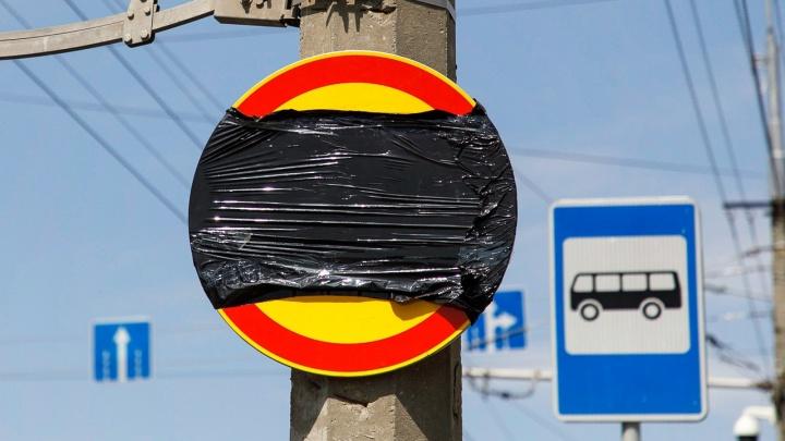 В Волгограде меняют схему движения на дороге к стадиону «Зенит»