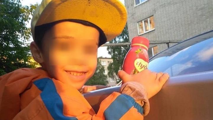 В Екатеринбурге разыскивают пропавшего 6-летнего мальчика