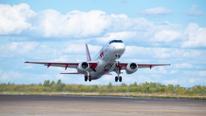 Red Wings объявила о снижении цен на новые направления из Перми
