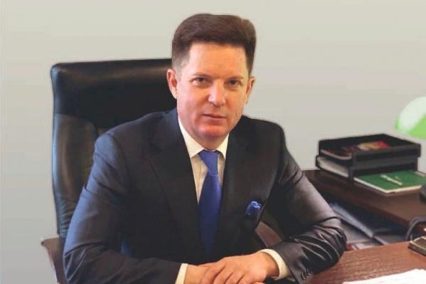 Николай Плаксин работает в министерстве с августа