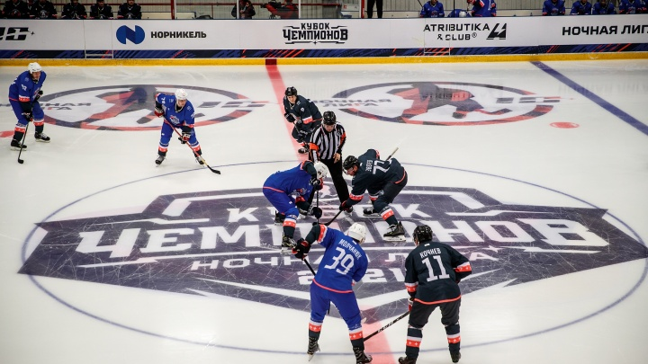 Уральские хоккеисты борются за 100 миллионов от Владимира Путина