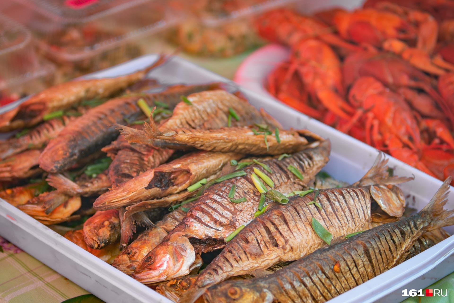 Хорошо еще, когда вы можете рассмотреть рыбу «в лицо».