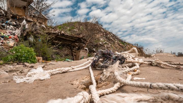 На обрыве жить, у моря умирать. Как устроена Богудония — забытый рыбацкий поселок в Таганроге