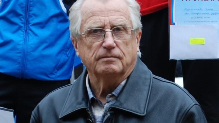 В Перми скончался заслуженный тренер России по легкой атлетике Виктор Зеляев