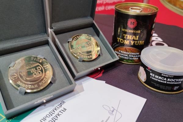 Члены жюри признались, что дегустационные образцы от «Мясничего» съедены полностью и заказали несколько банок паштета и супа для себя лично