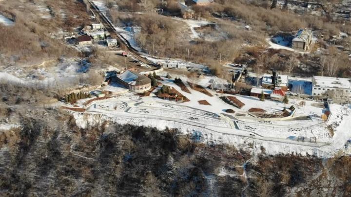 Будущий застройщик территории у вертолетки проиграл суд мэру Самары