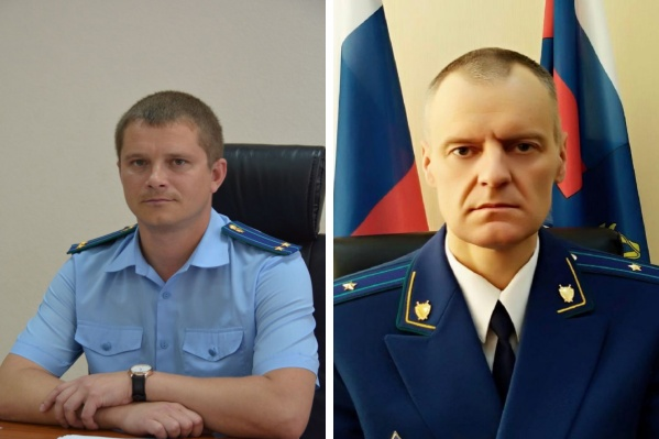 Антон Шариков (слева) и Роман Гирфанов (справа)