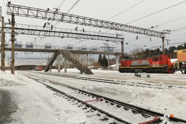 Парк появится рядом сжелезнодорожной станцией на северо-востоке Екатеринбурга