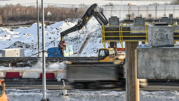 Под Екатеринбургом построят новую дорогу, которая соединит ЕКАД и Челябинский тракт