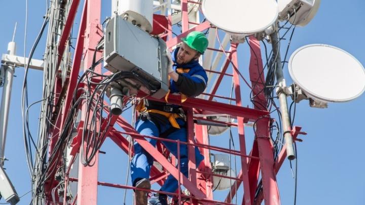 Более 8 тысяч жителей малых населенных пунктов Волгоградской области подключили к мобильной связи