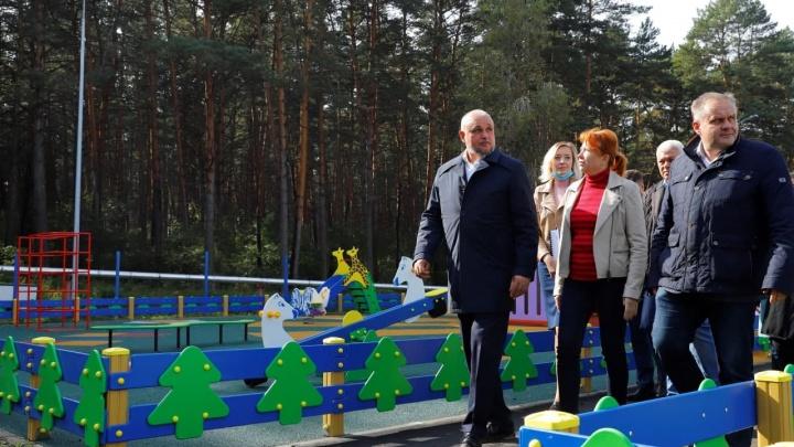 В Кемерове завершается строительство школ и детских садов: что будет сдано в этом году