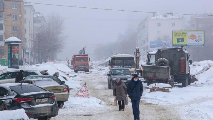 В Уфе закроют еще один участок дороги