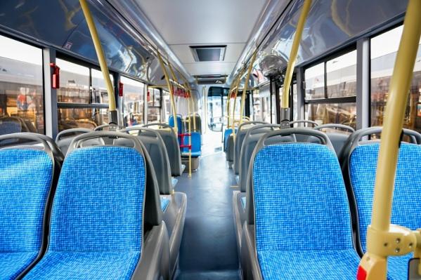 В городе появятся новые автобусы с кондиционером
