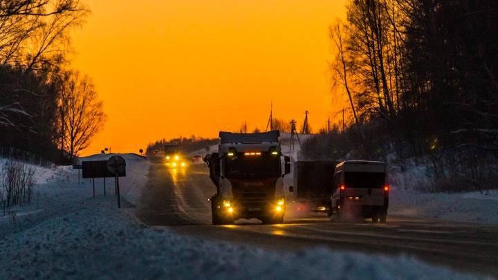 На новосибирских трассах в морозы организуют патрулирование — рассказываем, куда звонить в экстренной ситуации