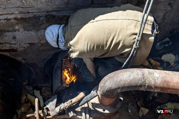 Коммунальщики сообщают о начале сварочных работ