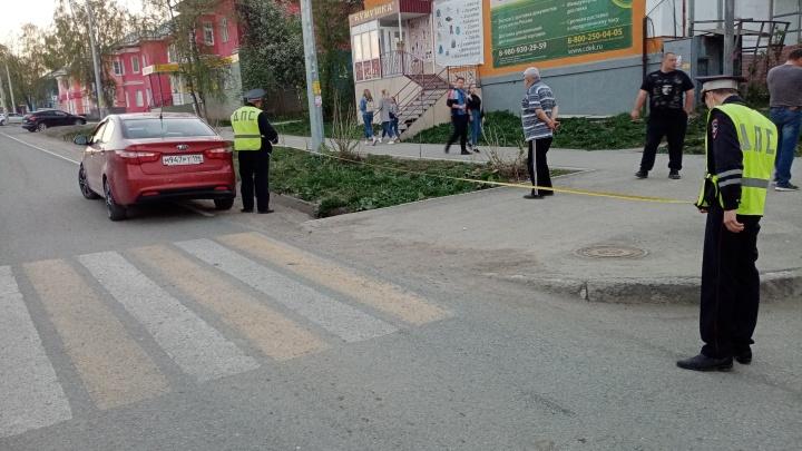В Свердловской области всего за один вечер несколько детей попали под колеса машин. Одна девочка погибла