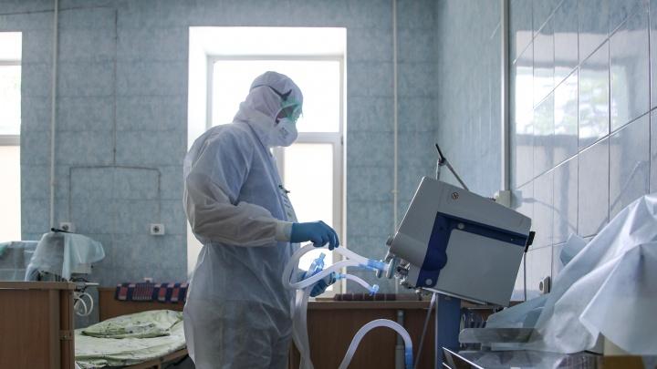 В Башкирии осталась только тысяча мест в ковид-госпиталях. И это на всю республику