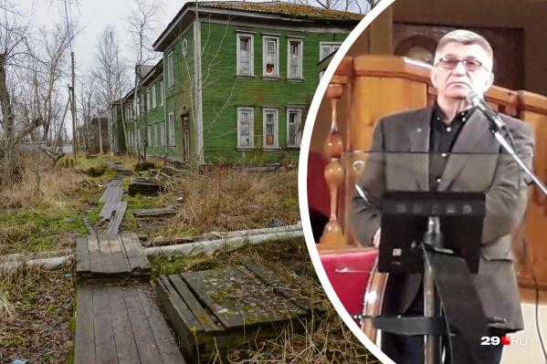 Александр Сокуров несколько лет назад приезжал в Архангельск — тогда он был разочарован местной архитектурой