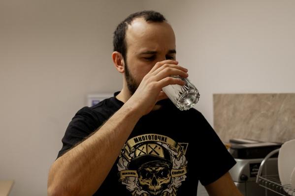 А вы пьете воду из-под крана?