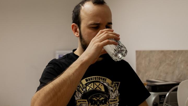 В тюменской воде нашли превышение марганца. Вот результаты химических анализов