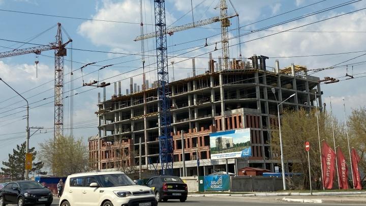 Застройщик рассказал, как идет строительство налоговой за 1,3 млрд в Кемерово
