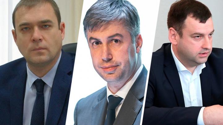 Главы всех городов Ростовской области вместе заработали чуть больше одного Логвиненко