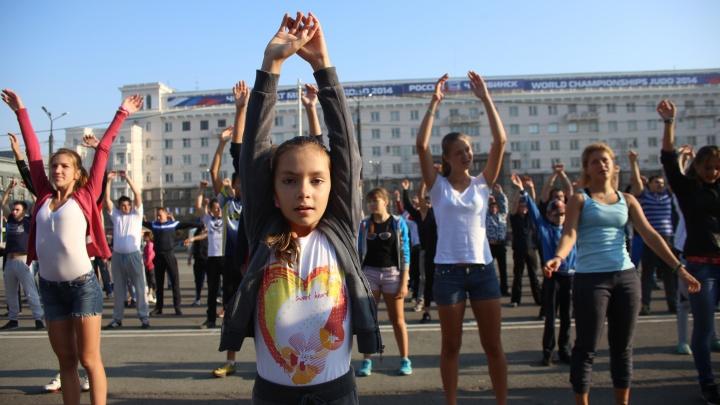 Зарядка и пионербол: сургутяне присоединятся ко Всероссийскому олимпийскому дню
