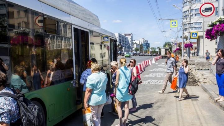 Транспортная драма. Жительница Плехановского жилмассива пожаловалась на отобранный троллейбус № 13