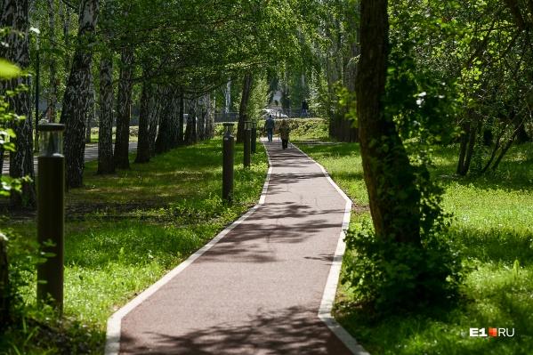 Чтобы в Екатеринбурге появилось тихое место для отдыха, его пришлось отстаивать десяткам горожан