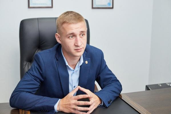 Руководитель юридической практики компании «Современная защита» в Екатеринбурге Дмитрий Ситников