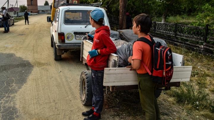 Путин поручил организовать отдых на Чёрном море для детей, эвакуированных из лагеря из-за природных пожаров