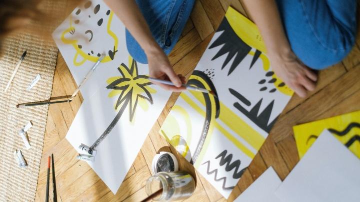 Победителю детского конкурса рисунков подарят электросамокат
