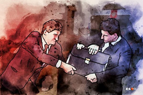 Конфликт между братьями возник из-за денег