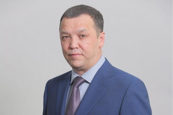 Сейчас Динар Загитович намерен стать депутатом
