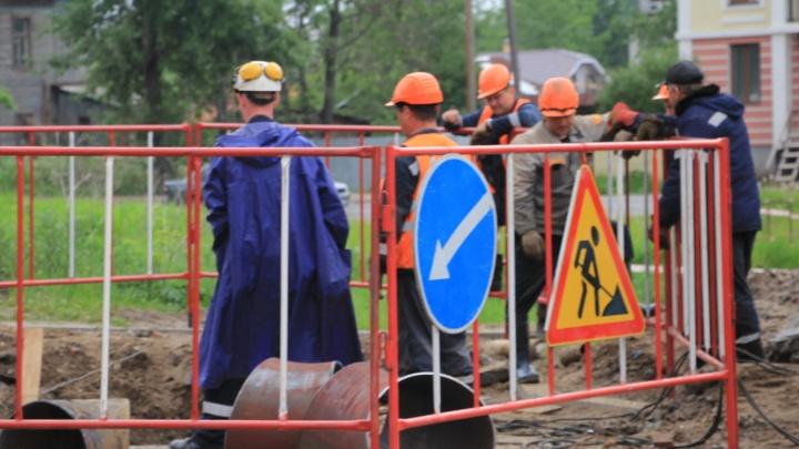 В Архангельске начались летние отключения горячей воды: кто первый на очереди