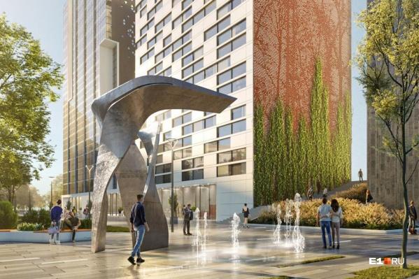 В корпорации заявили, что новые здания будут соответствовать всем требованиям