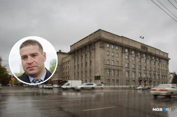 Иван Митряшин возглавлял ГУБО до 2013 года