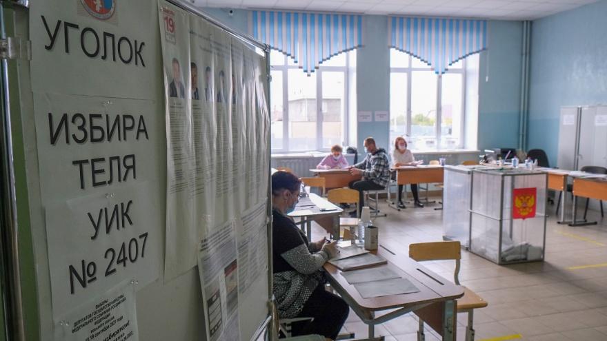 Центризбирком подсчитал больше половины голосов в Челябинской области и назвал лидеров