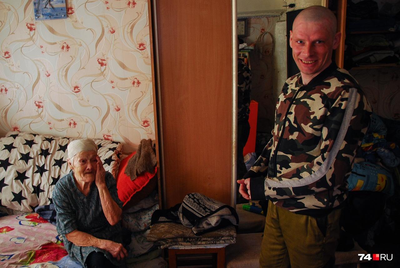 Брат Светланы Сергей является инвалидом второй группы