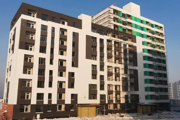 Новые многоквартирные дома построят почти в каждом районе города