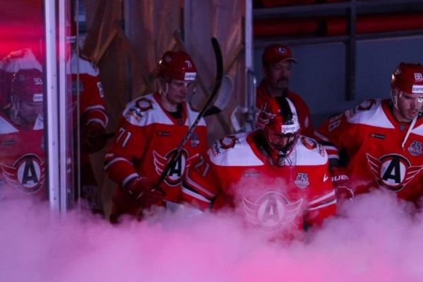 Уральцы снова проиграли в регулярном матче КХЛ