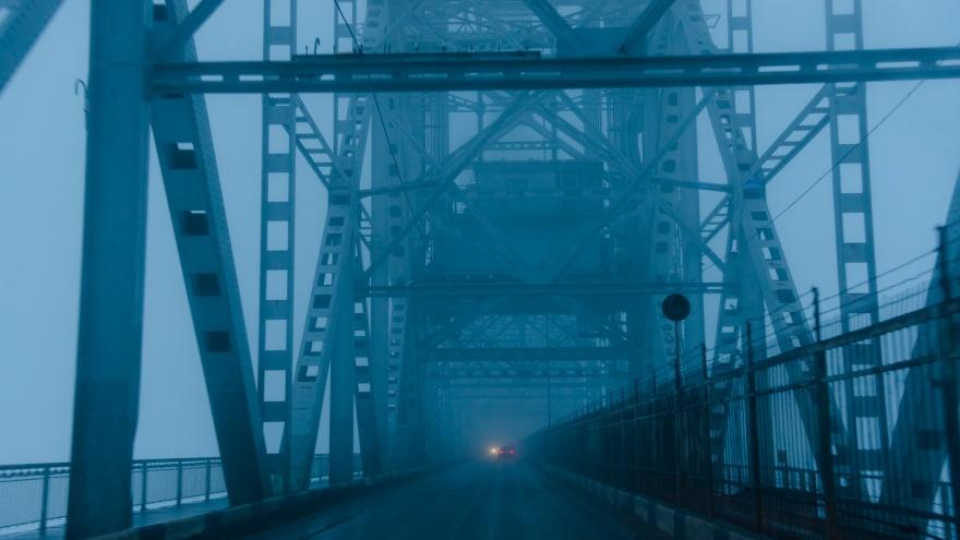 Северодвинский мост в Архангельске досрочно открыли для проезда автотранспорта
