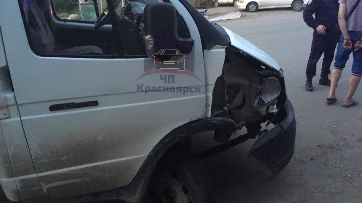 «Летел, как будто один на дороге»: водитель «Газели» протаранил несколько машин на правобережье